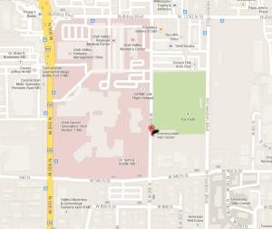Provo google map